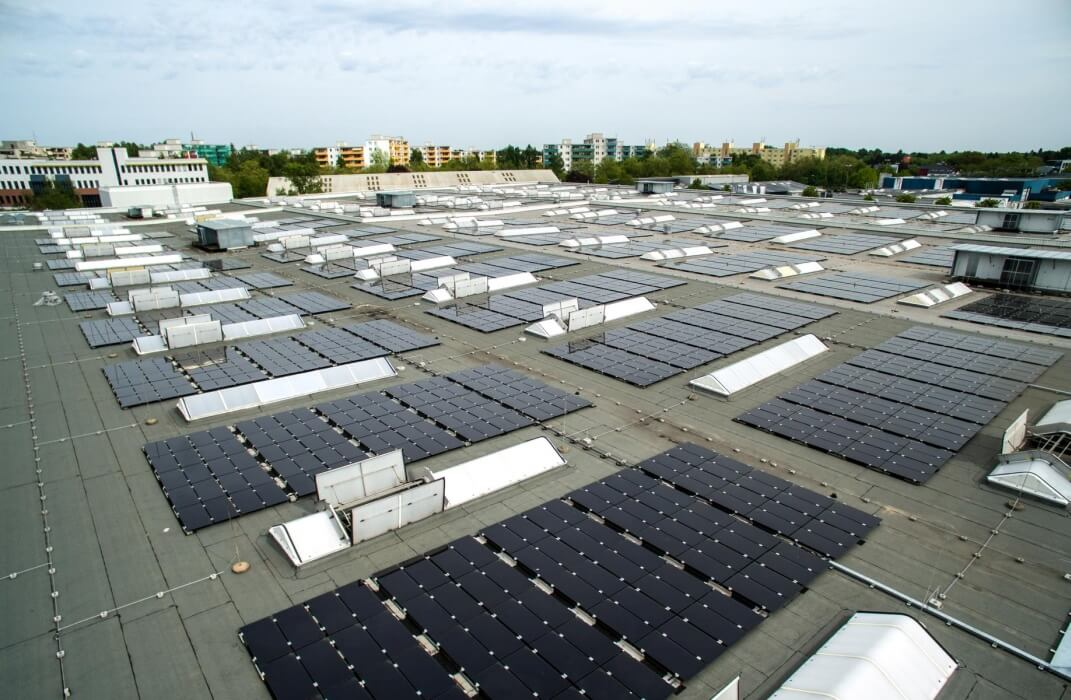 Ge Berlin Hybrid Power Plant Combines Chp Solar And Smart