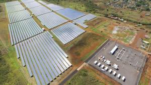 Kauai Island Utility Cooperative Anahola Solar plus storage global microgrid market