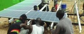 Sustainable Development - Solar Microgrid