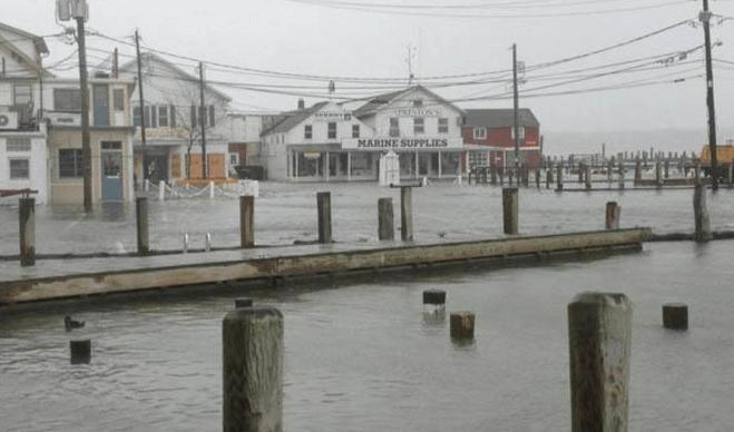 Greenpoint Hurricane Sandy