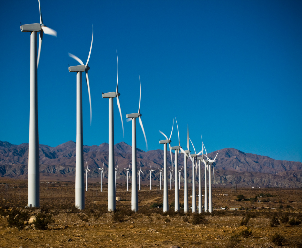 wind power a resource for the future The impact of the changing wind farm distribution on the wind-power statistics is significant the annual mean capacity factor increased from 327% for the current wind farm distribution to 397% for the future distribution.
