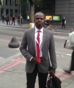 Chijioke Mama Senior Microgrid And Africa Energy Contributor