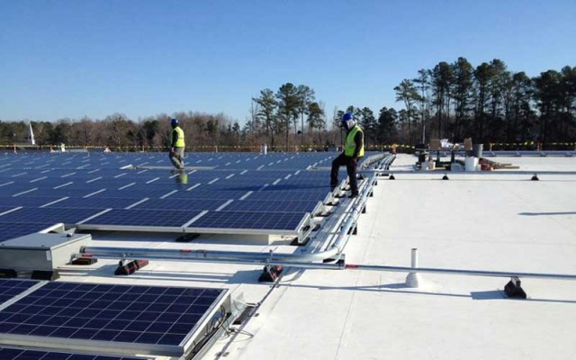 powersecure commercial solar rooftip