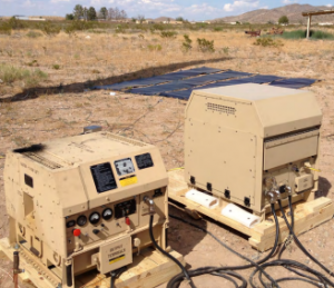Earl Energy FlexGen Mobile Microgrid