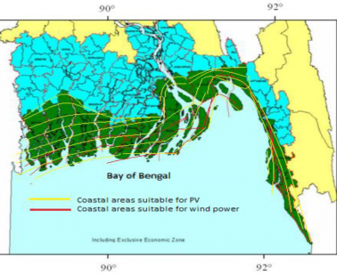 Decentralized Renewable Hybrid Mini-Grids for Sustainable Electrification of the Off-Grid Coastal Areas of Bangladesh