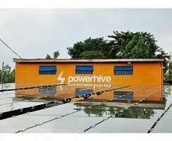Caterpillar Takes Equity Stake In Africa Microgrid Company Powerhive