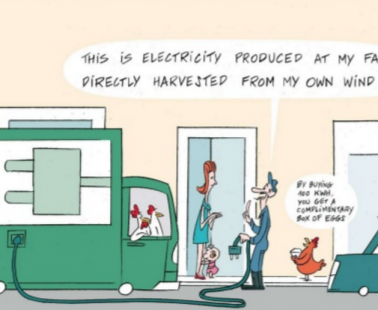 Self-Driving Batteries, Virtual Microgrids, and Other Uber-like Future Energy Models
