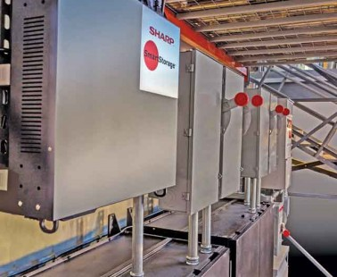 Sharp Launches New Mid-Tier, C&I Solar-Energy Storage Financing Program