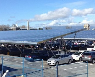 British Columbia Solar-EV Charging Microgrid Shines During Grid Outage