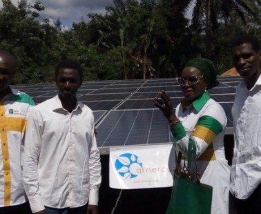 Nigeria Bank of Industry Pumps Up Mobile Pay-Go, Solar Microgrid Financing