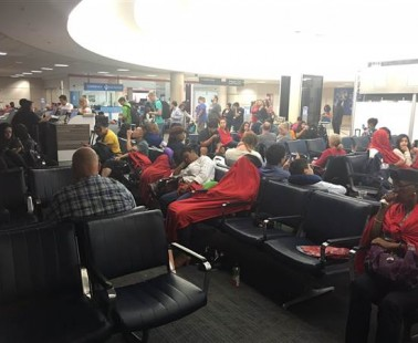 Power Outage in Atlanta Causes Global Delta Airlines Meltdown