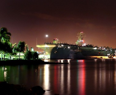 Contract To Design Six Interconnected Microgrids at Pearl Harbor Goes To Burns & McDonnell