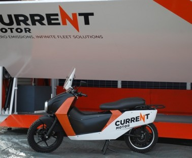 These Electric Motorcycles Come Inside Their Own Nanogrid